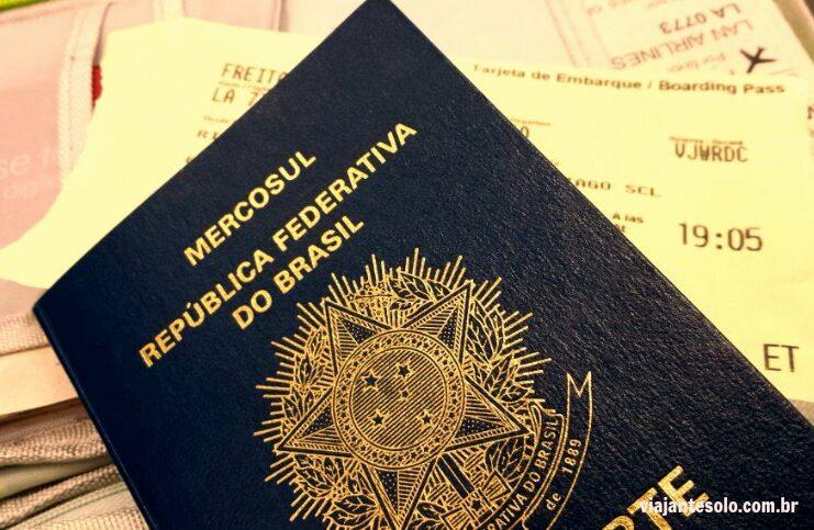 Voando com a LAN do Rio a Santiago do Chile | Viajante Solo