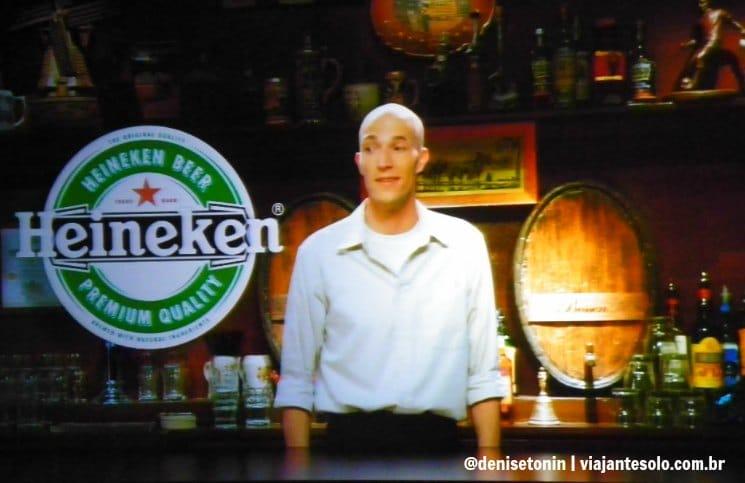 Barman Heineken Experience | Viajante Solo